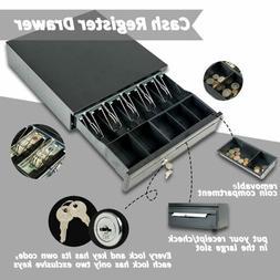 "16"" Money Box 5 Bill 5 Coin Cash Register Drawer Tray Epson/"