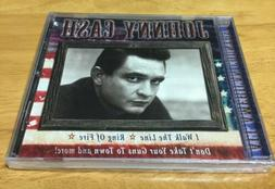 All American Country by Johnny Cash CD 2005, NEW Sealed
