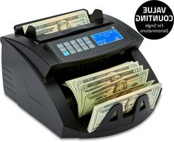 Bill Money Counter Cash Currency Count Counting Automatic Ba