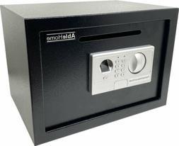 BIOMETRIC FINGERPRINT ELECTRONIC DIGITAL CASH DROP DEPOSITOR