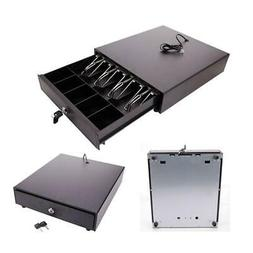 Cash Drawer Box Works Compatible Epson 4Bill & 5Coin Tray /S