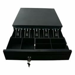 Cash Register Drawer for   System with Removable Coin Tray,