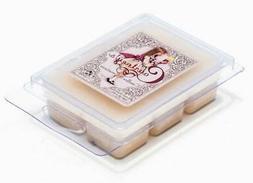 CASHMERE AMBER 10-Pack Mixer Melt or Wax Tart by Courtneys C