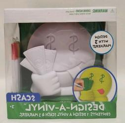 Design A Vinyl Cash Craft Kit Toys & Games - Emoji - Crafts
