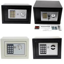 Electronic Digital Depository Drop Cash Safe Box Gun Jewelry