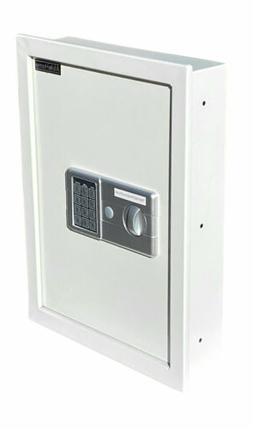 Digital Electronic Flat Recessed Wall Hidden Safe Security B