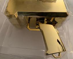 Gold Rainmaker Money Gun Cash Shooter Bill Cannon Make It Ra