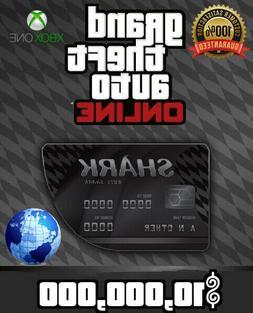 Grand Theft Auto V Online Xbox One: Megalodon Ultra Shark Ca