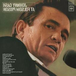 Johnny Cash - At Folsom Prison  150 Gram, Reissue, Download