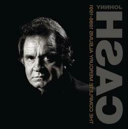 JOHNNY CASH - COMPLETE MERCURY ALBUMS  NEW CD