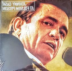 "Johnny Cash-At Folsom Prison    Vinyl / 12"" Album NEW"