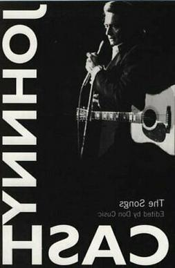 Johnny Cash: The Songs by Cusic, Don Paperback Book The Fast