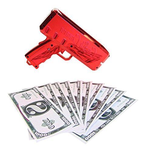 The Cash Cannon Chrome