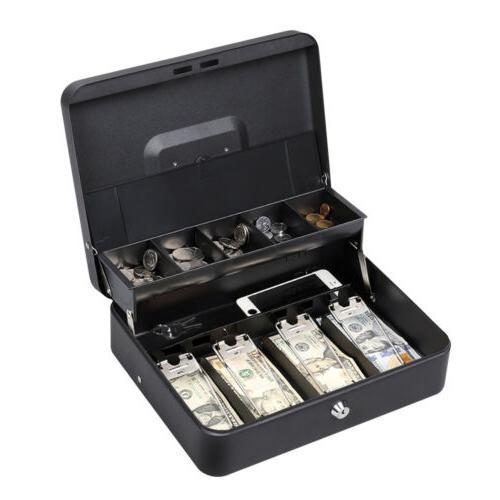 11 8 cash box with money tray