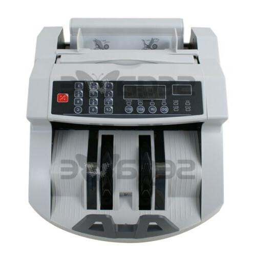 Cash Counting Currency Checker