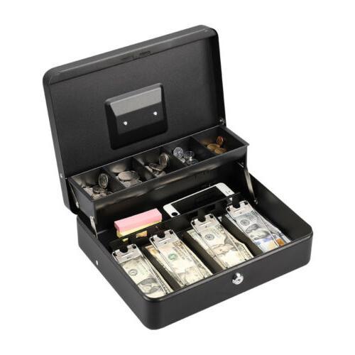 5 compartment 11 8 cash box