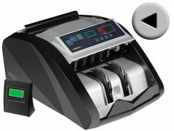MONEY BILL CASH COUNTER BANK MACHINE CURRENCY COUNTING UV &