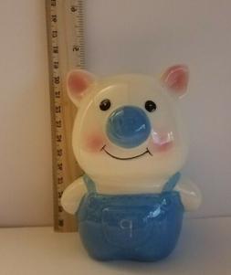 PIGGY BANK - Pig Money Box for Coins & Cash - Novelty Childr
