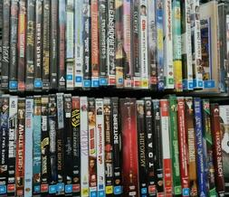 Variety Of BRAND NEW DVD's Available  Movies  TV Series  Sea